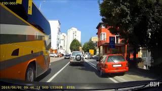 Download kultura na cestach / bad driving - 30/2019 [dashcam] Video