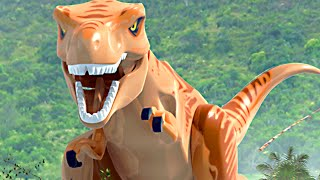 Download LEGO Jurassic World & Jurassic Park All Cutscenes Movie Video