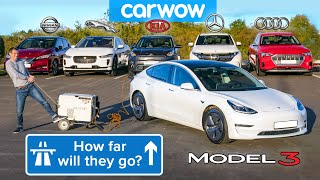 Download We drove these electric cars until they DIED! Video