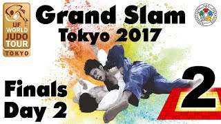 Download Judo Grand-Slam Tokyo 2017: Day 2 - Final Block Video