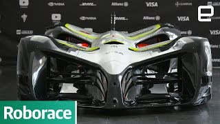 Download Roborace | First Look | MWC 2017 Video