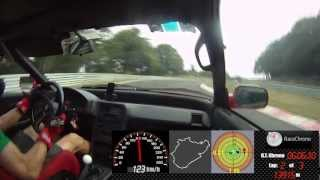 Download Nurburgring Nordschleife, Honda CRX and an angry driver - 8:32 - Video