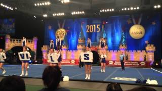 Download Fredonia State University UCA College Nationals 2015- finals Video