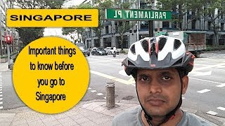 Download Singapore rules and fines which every tourist should know in hindi Video