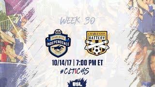 Download USL LIVE - Charlotte Independence vs Charleston Battery 10/14/17 Video