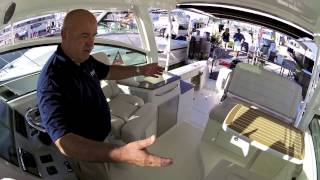 Download Boston Whaler 345 Conquest at the Fort Lauderdale International Boat Show Video