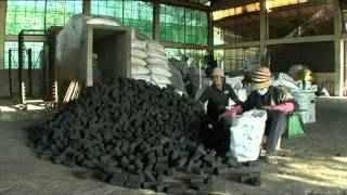 Download Biomass Briquets from Cambodia | Global ideas Video