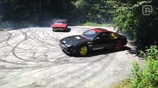 Download Garage Tours With Chris Forsberg: Season Finale, Drifting the Driveway with Ryan Tuerck Video