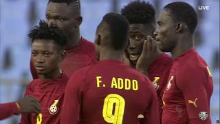 Download Nigeria vs. Ghana [FIRST HALF] (2017 WAFU Cup Group Stage) Video