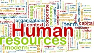 Download English for Human Resources VV 43 - HR Management (1) | Business English Vocabulary Video