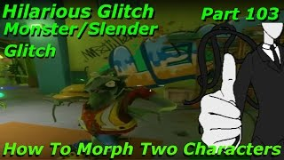 Download PVZ Garden Warfare 2 - How To Morph Two Characters Together Glitch Monster/Slender - Part 103 Video