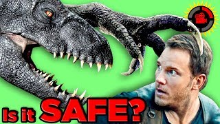 Download Film Theory: How To SAVE Jurassic Park (Jurassic World) Video