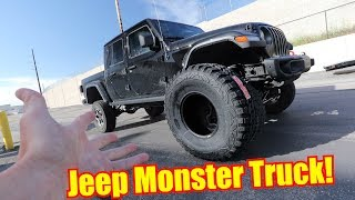 Download The FIRST MAJOR Mod for my Jeep Gladiator Rubicon! Video
