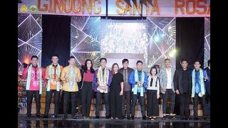 Download QUESTION and ANSWER + TOP 5 GINOONG SANTA ROSA 2017 Video