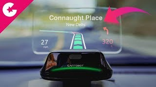 Download Carrobot C2 Lite Head Up Display (HUD) - Unboxing & Review!! Video
