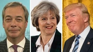 Download Nigel Farage on what Trump may discuss with the British PM Video