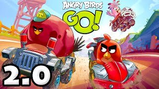 Download Angry Birds Go! 2.0! Gameplay Walkthrough Part 1 - Brand New Update and Refresh! (iOS, Android) Video