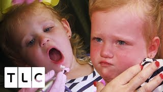 Download Parker Has A Meltdown During The Quints Dental Check-Up | Outdaughtered Video