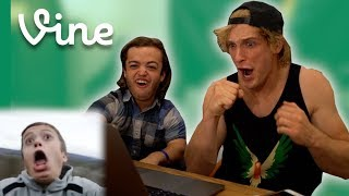Download BEST FRIENDS REACT TO OLD VINES TOGETHER! Video