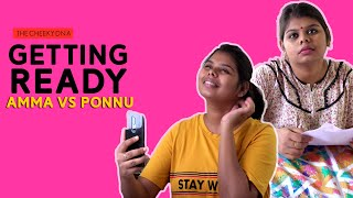 Download Getting Ready - Mom Vs Daughter | The Cheeky DNA Video