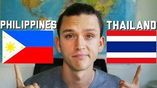 Download Travel Philippines vs.Thailand ? / BEST TRAVEL DESTINATION 2018 ? Video
