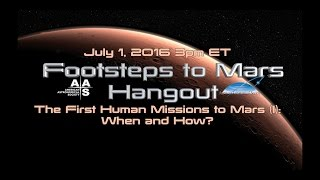 Download The First Human Missions to Mars (I): When and How? Video