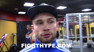 Download CARL FRAMPTON CALLS FLOYD MAYWEATHER ″AN ENIGMA″; EXPLAINS WHY AND PRAISES UNDEFEATED CAREER Video