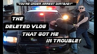 Download The Deleted Vlog That Almost Got me Arrested! Crown Rick Auto Video