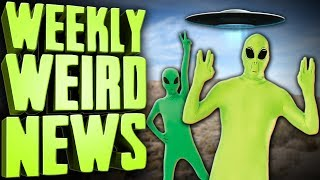 Download Storm Area 51 is HAPPENING! - Weekly Weird News Video