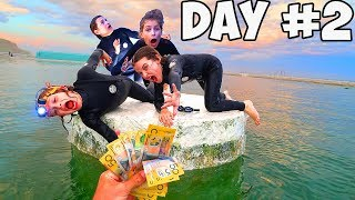 Download LAST TO LEAVE THE ISLAND WINS $1000 | Kids version of Mr Beast Challenge Video