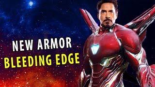 Download New Iron Man Suit BLEEDING EDGE ARMOR - Avengers: Infinity War (2018) Video
