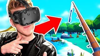 Download FISHING IN VR! (Crazy Fishing) Video