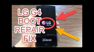 Download REPAIR BOOTLOOP LG G4 EASY FIX 2018 Video