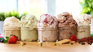 Download 5 EASY Ice Cream Recipes! | SOOOOO GOOD!!! Video