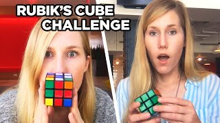 Download I Learned How To Solve A Rubik Cube In Less Than 7 Days Video