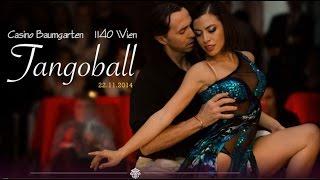 Download Tangobar Wien   Gisela Natoli & Gustavo Rosas - Tanzshow 2014 Video