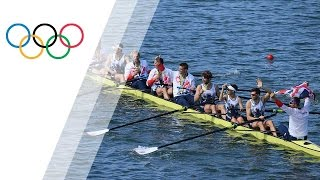 Download Rio Replay: Men's Eight Rowing Final Video