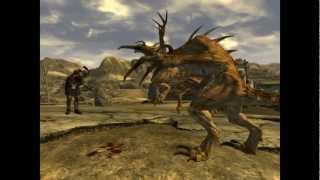 Download FNV: Legate Lanius vs mutated animals Video