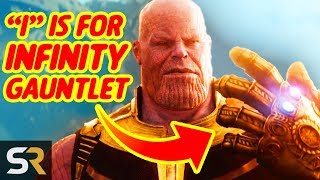 Download The ABC's of Marvel's Infinity Stones Video