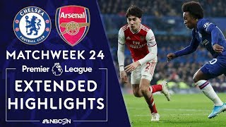 Download Chelsea v. Arsenal | PREMIER LEAGUE HIGHLIGHTS | 1/21/2020 | NBC Sports Video