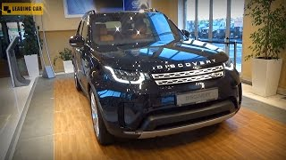Download Новый Land Rover Discovery. Обзор без слов Video