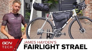 Download James Hayden's Transcontinental Fairlight Strael Bikepacking Setup Video