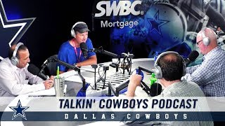 Download Talkin' Cowboys: Why Add Another Receiver? | Dallas Cowboys 2018 Video