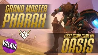 Download Grand Master Pharah || First Match on Oasis || Valkia Video