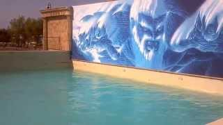 Download MT Olympus Wisconsin Dells wave pool Video