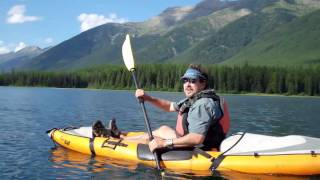 Download Clearwater Lake Montana Video