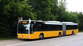 Download Citaro Facelift G - ZF Ecolife 6 AP 1400 KICKDOWN! Video