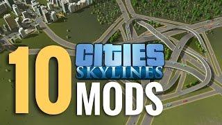 Download 10 Best Mods for Cities: Skylines Video