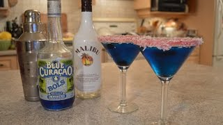 Download How to Make Blue Christmas Cocktails: Cooking with Kimberly Video