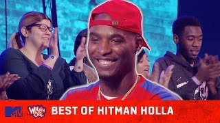 Download Hitman Holla's BEST Bars & Top Moments 🙌 | Wild 'N Out | MTV Video